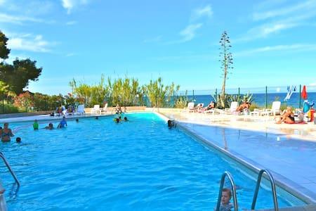 Magnifique studio bord de mer - Santa-Lucia-di-Moriani
