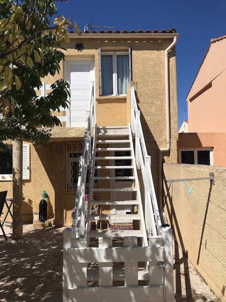 Appartement 2 pièces à Meze