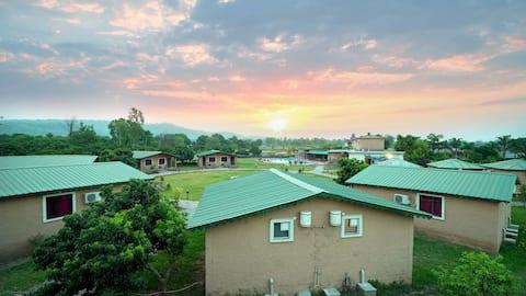 Wonderful Resort In Ramnagar