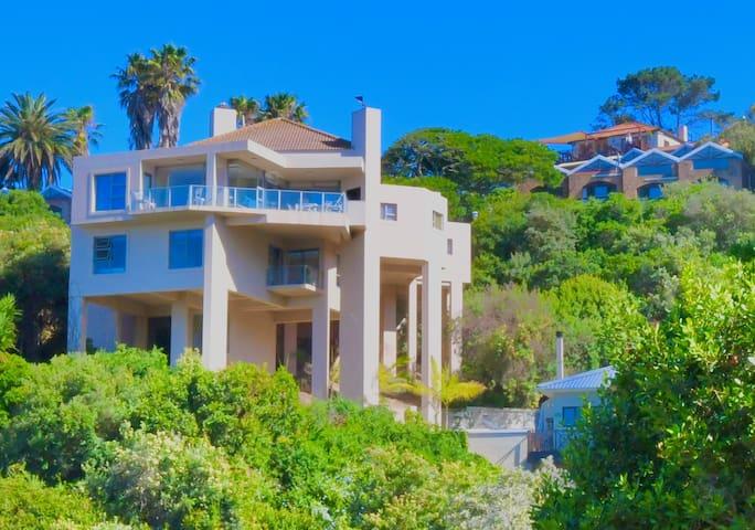 The Beach House on Stilts