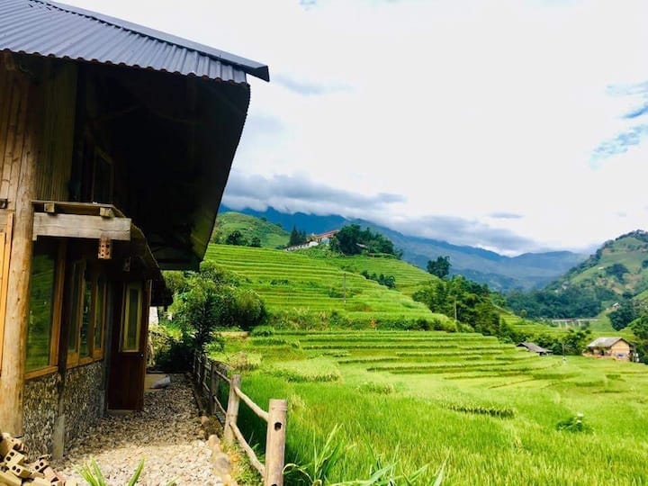 A Beautiful And Unique Hmong Village Homestay
