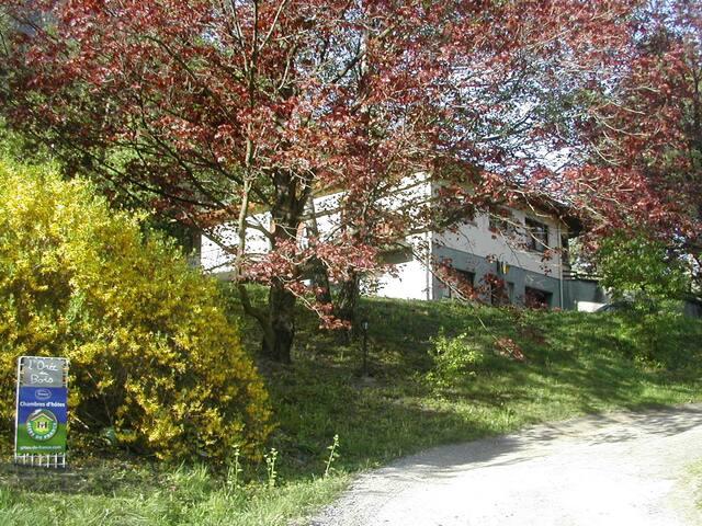 Chambre 2 personnes proche centre ville - Saint-Jean-de-Maurienne