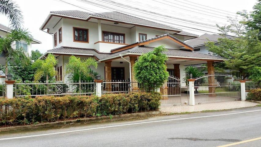 7BR Thai Villa with kitchen sleep 14