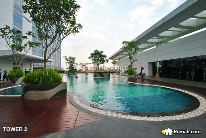 Clean Apartment integrated to Mall - Karawaci  - Apartment
