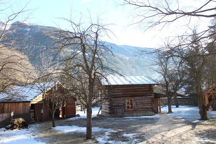 Heidi Hütte in Grosskirchheim
