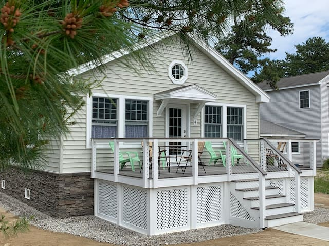 Brand new single story beach home