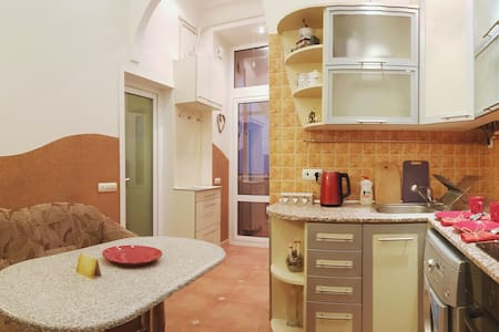 Snug apartment at the heart of medieval Lviv