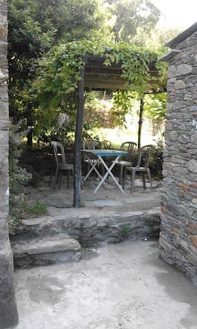 Casetta en pierre