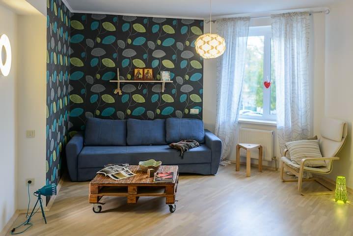 TOLSTOY apartment in Chernihiv