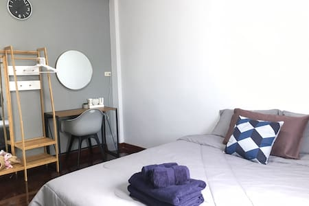 Newest 3BR 2 Mins to Tesco Lotus ( branch 2 )