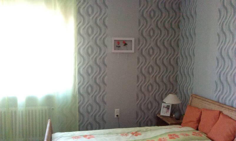 Gemütliches Zimmer in familiärer Unterkunft
