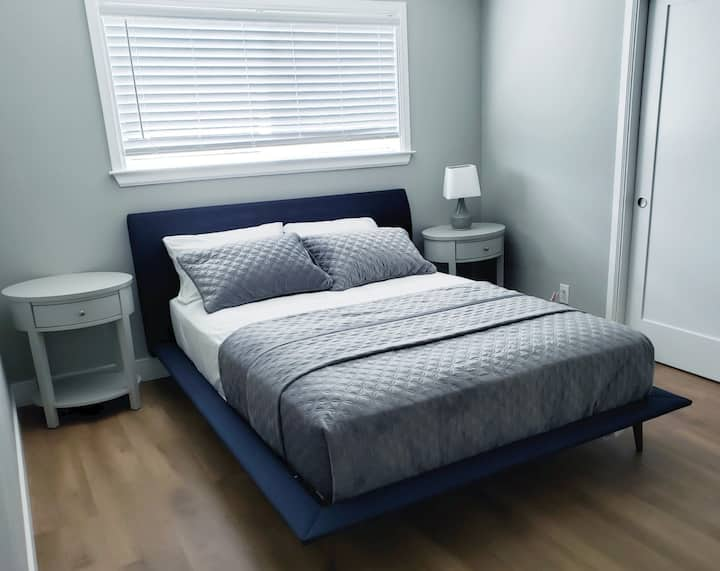 """*Newly Remodeled """"Private"""" 1 Bdrm Apt-Silicon Vly*"""