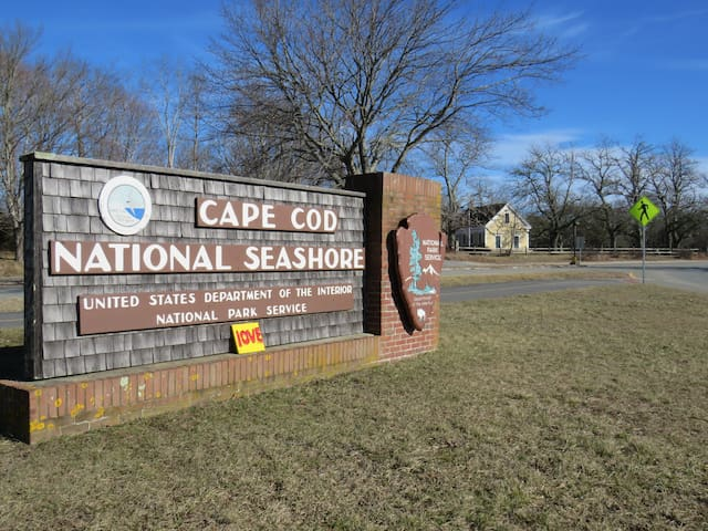 National Seashore Escape