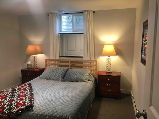 West Denver Spacious Basement Suite