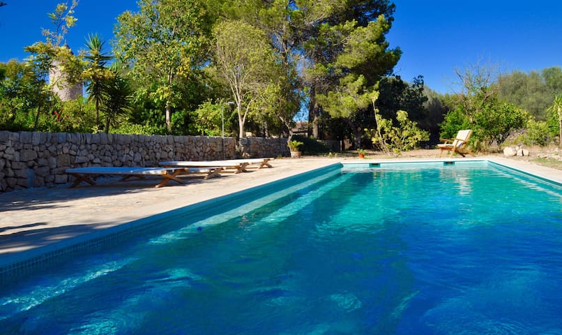 A place to Relax in Mallorca - 13p - Binissalem-Mallorca DO - House