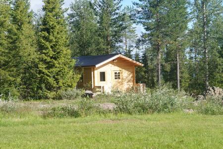 Ferienhaus in schwedisch-Lappland - Arvidsjaur