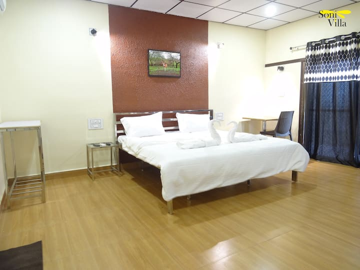 Soni Villa * LAKEVIEW * Room-107 * #Ambardi