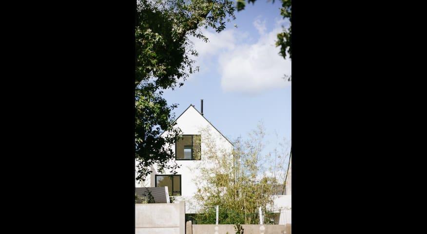 Maison contemporaine dans le centre de Vannes - Vannes - House