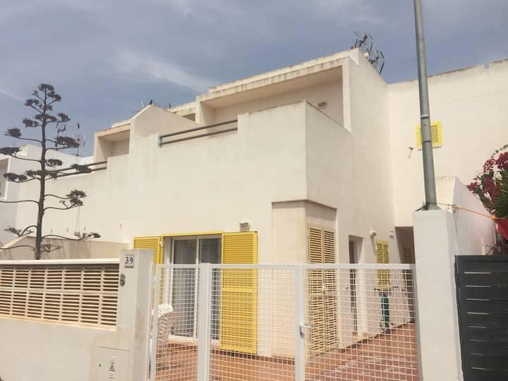House La Bouganvilla at Cabo de Gata