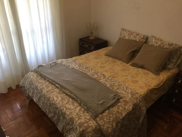 Nice Room 5 minutes from Airport (Not Hostel)