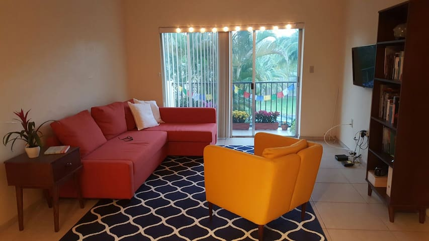 Master bedroom - South Miami - Apartment