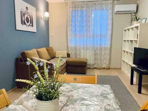Апартаменты в Черноморском в 5 минутах от моря