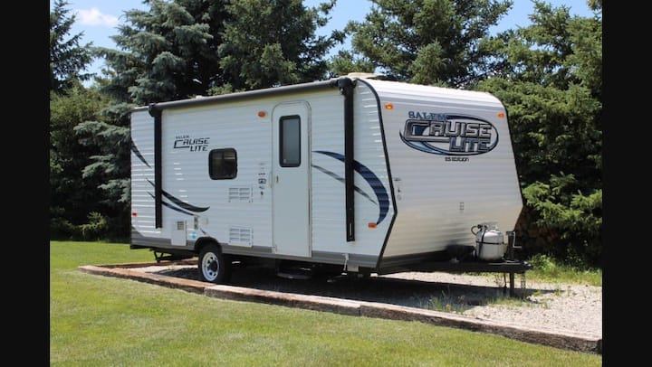 Tow and Go Camper Dayton- Delivery Available.