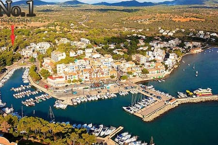 Chalet No.1 - nur wenige Schritte vom Yachthafen - Portopetro - House