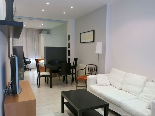 Charming apartment in the city center FREE WIFI - Santander - Apartemen
