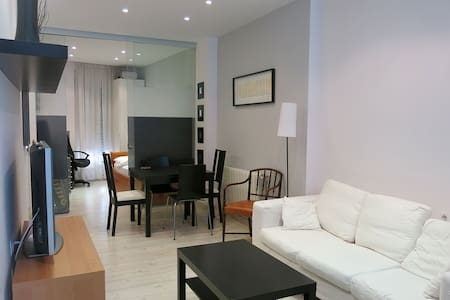 Charming apartment in the city center FREE WIFI - Santander - Apartment