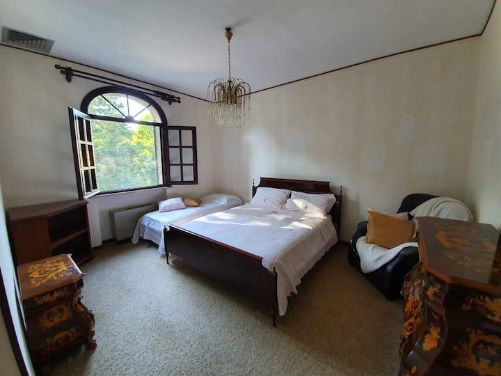 Private double room near Venice