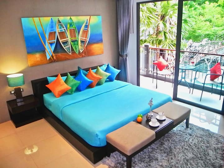 Well Furnished Studio near Patong Beach