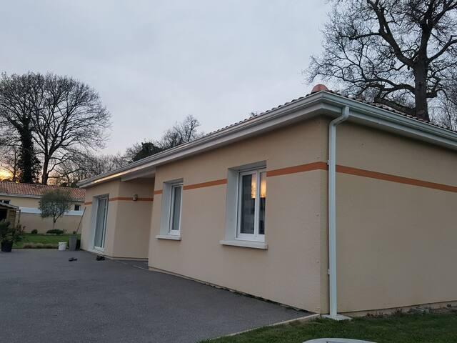 Belle maison neuve de 120 m2 de 2013. - Le Pian-Médoc - House