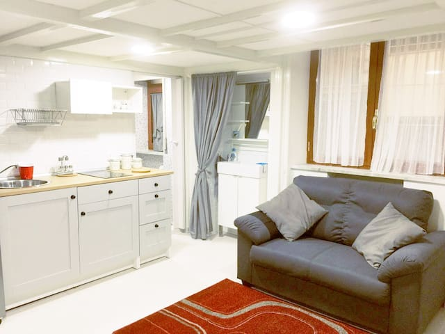 Cute Studio near the beach - Salerno - Apartment