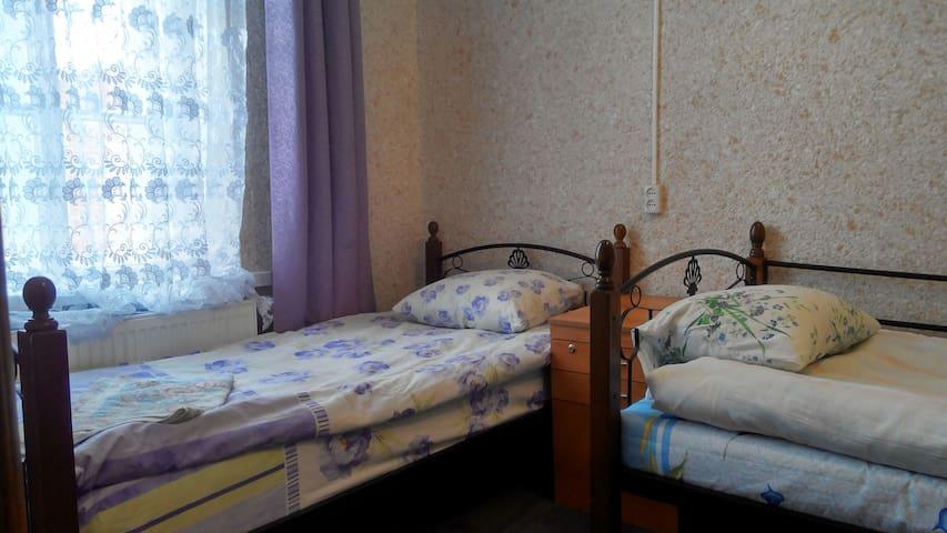 Квартира в центре Печор - Печоры - Apartemen
