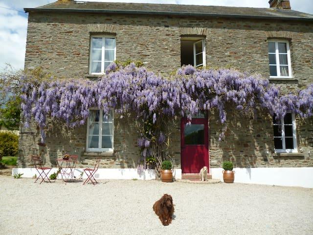 La ferme de la Totainerie - Saint-Jean-de-Savigny - House