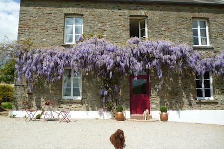 La ferme de la Totainerie - Saint-Jean-de-Savigny - Haus
