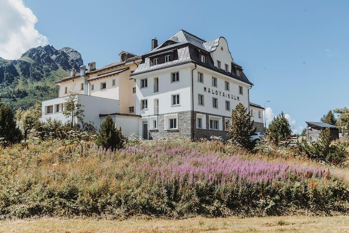 Hotel Maloja Kulm - Familien Suite