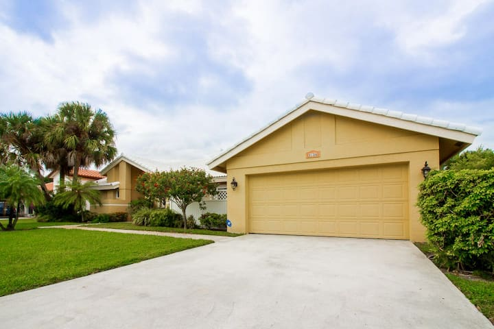 Our beautifully updated 3 bed 2 bath home with renovated kitchen, only minutes from WEF.