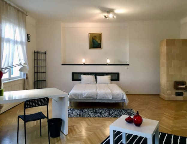 43 sqm Panoramic Bedroom