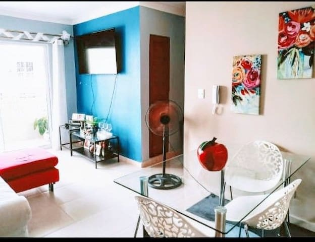 New 3 bedroom apt in gated community in sto dgo,RD