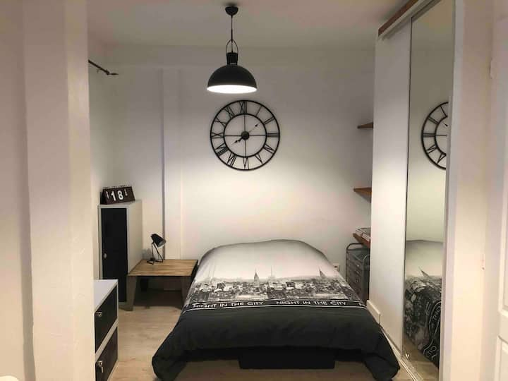 Nice flat in the city center of Annecy