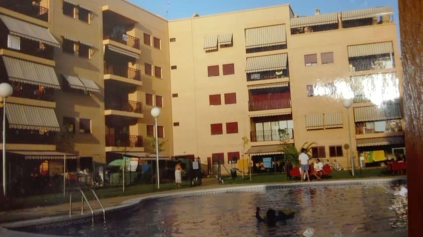 Apartamento en Playa de Canet - Canet d'en Berenguer - Apartment