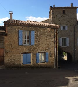Rue de la Poste: friendly village tranquility