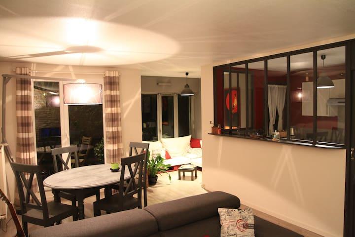 Chambre à louer proche toutes commodités - Les Ulis - Apartamento