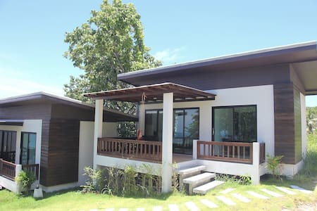 STUNNING VIEW HOUSE ON THE HILL №3 IN HAAD SALAD - Ko Pha-ngan