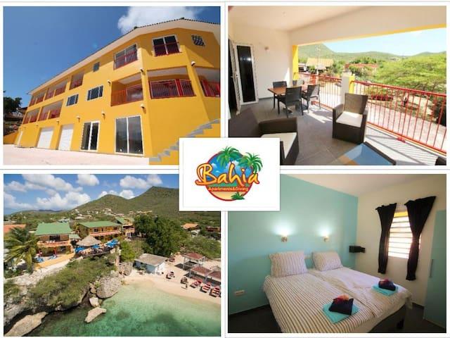 Bahia Apartments & Diving - 2 Bedroom Ap. - A5