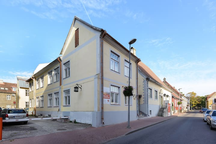 Modern apartment in old town - Pärnu