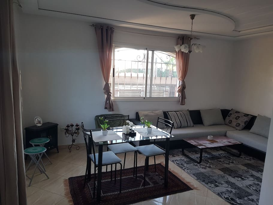 duplex bien situ appartements en r sidence louer sidi bouzid doukkala abda maroc. Black Bedroom Furniture Sets. Home Design Ideas