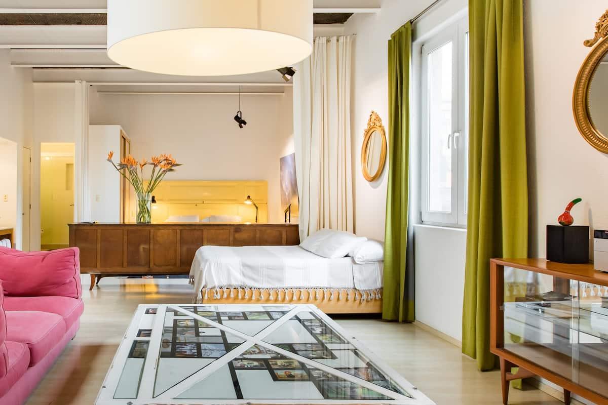 Elegant and Artistic Loft on Historic Madero Street